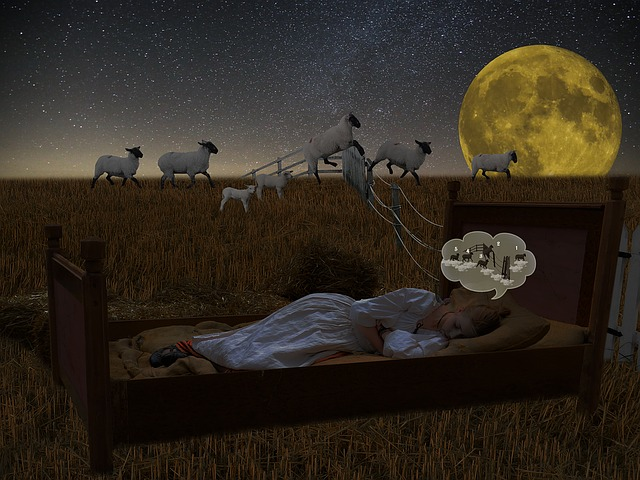 A correctly worded contract stop you from counting sheep and get some sleep