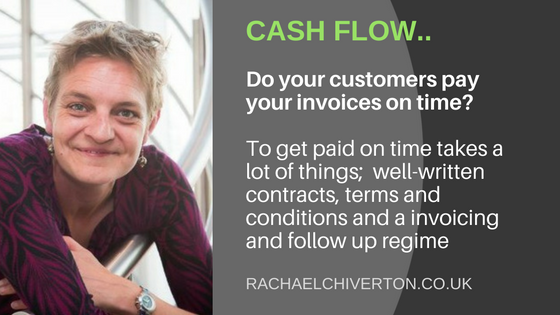Your Customer's payment is late - get straight to the point
