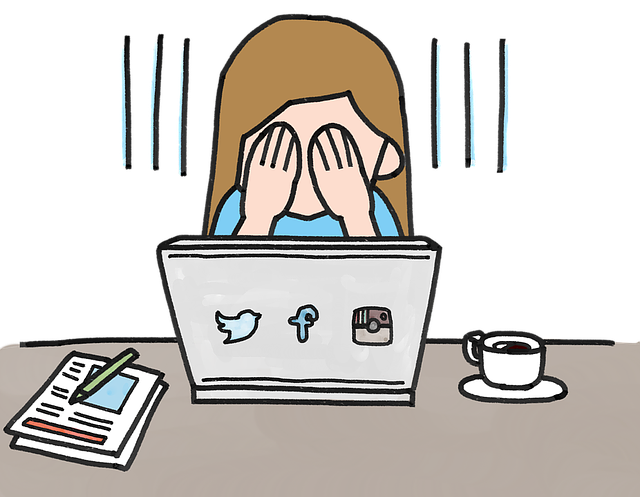 Don't let social media overload distract you